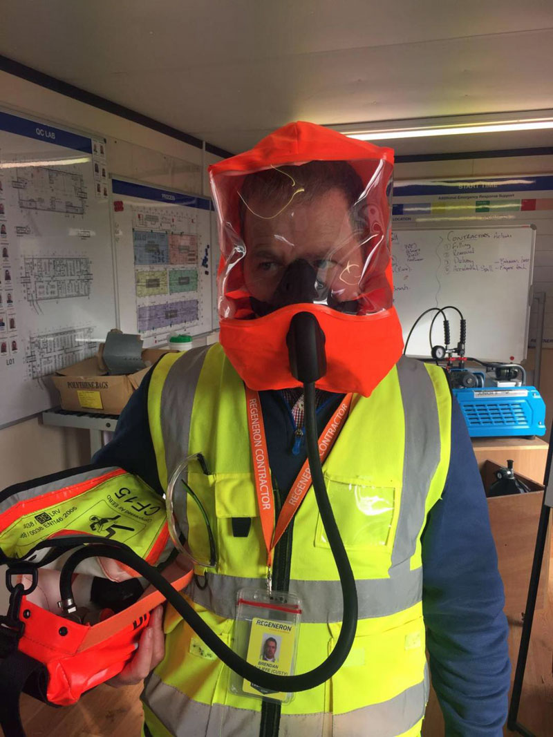 BMAC Safety Equipment